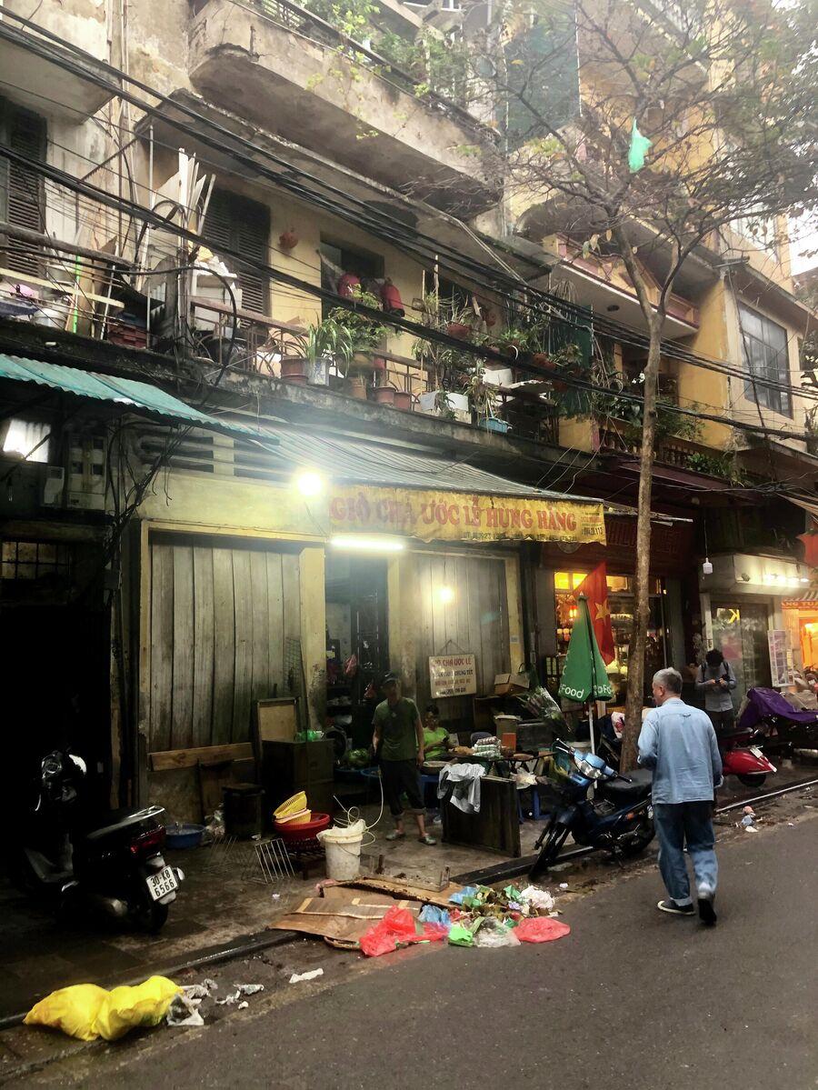 Исторический квартал, Ханой