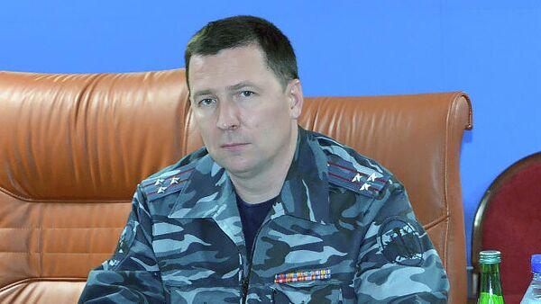 Начальник управления Федеральной службы исполнения наказаний по Северной Осетии Юрий Емельянов