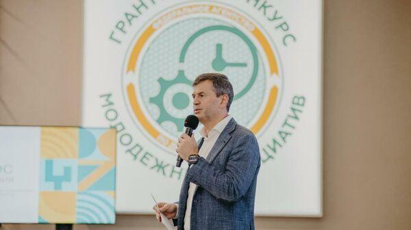 Генеральный директор АНО Россия – страна возможностей Алексей Комиссаров