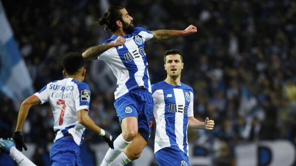 Футболисты Порту