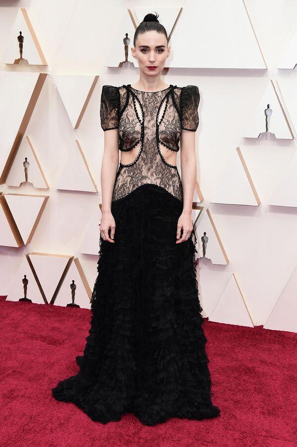 Актриса Руни Мара на церемонии вручения премии Оскар