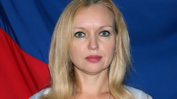 Временный поверенный в делах РФ в Египте Светлана Зубова