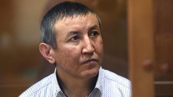 Нурлан Муратов в суде