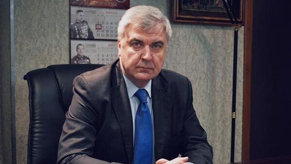 Посол России в Ираке Максим Максимов