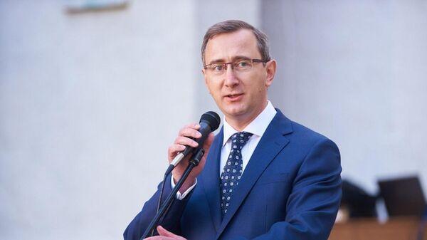 ВРИО губернатора Калужской области Владислав Шапша