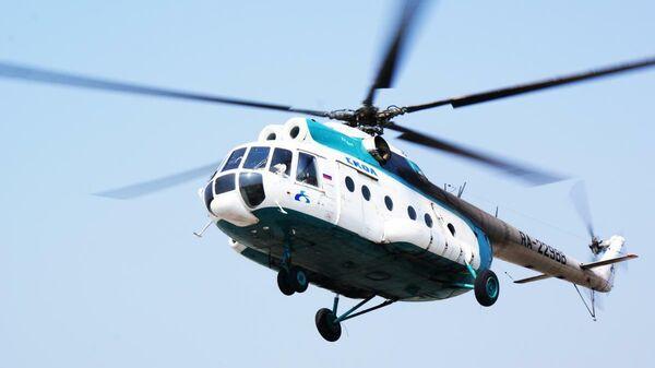Вертолет Ми-8Т