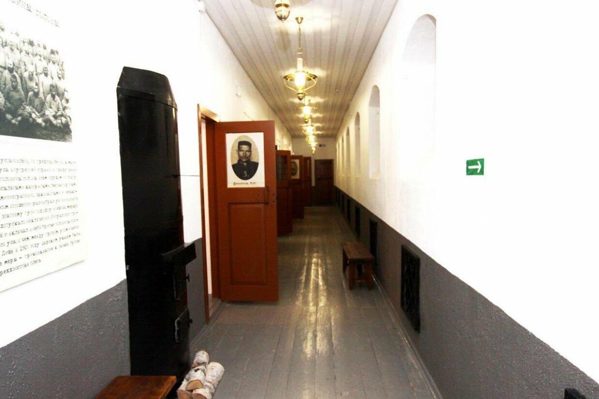 Хостел Узник в Тюремном замке - РИА Новости, 1920, 16.12.2020