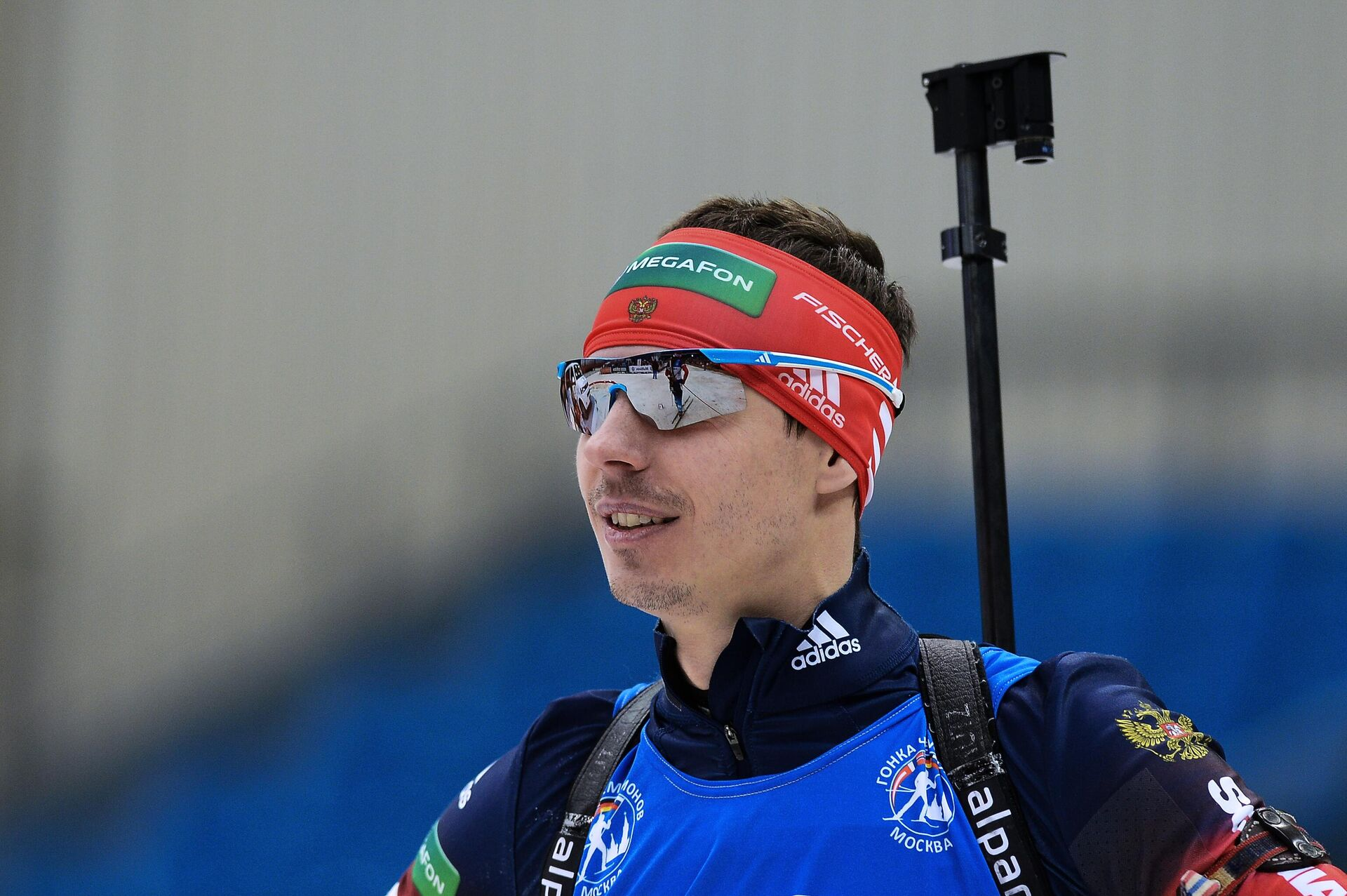 Биатлонист Евгений Устюгов - РИА Новости, 1920, 02.01.2021