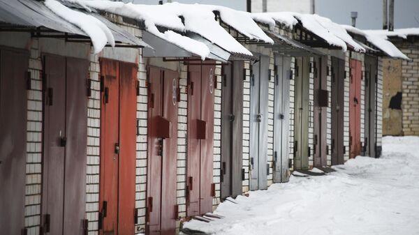 Частные гаражи в Москве