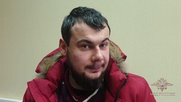 """Ранивший двух человек в храме в Москве признался, что """"психанул"""""""