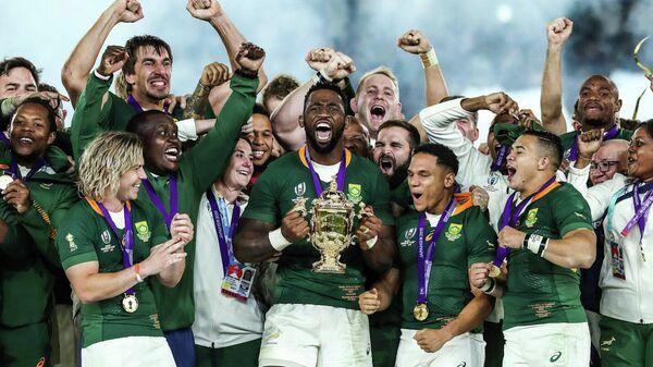 Мужская сборная ЮАР по регби