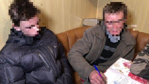 Задержание сотрудниками ФСБ подростков в Керчи, готовивших террористические акты на территории России