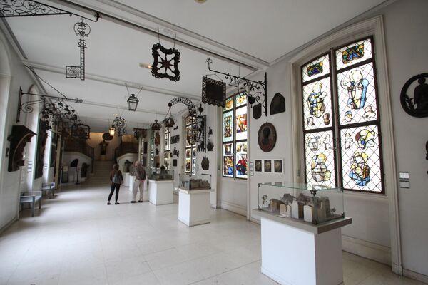 Музей Карнавале в Париже