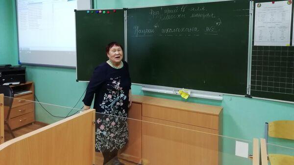 Матрена Ивановна Талеева