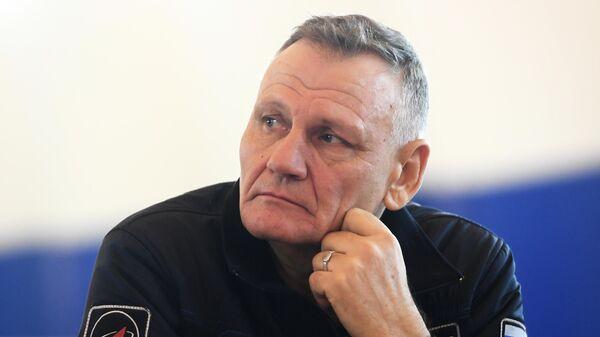 Генеральный директор Центра эксплуатации объектов наземной космической инфраструктуры (ЦЭНКИ) Андрей Охлопков