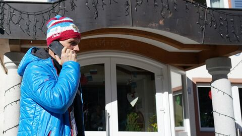 Президент Союза биатлонистов России (СБР) Владимир Драчёв