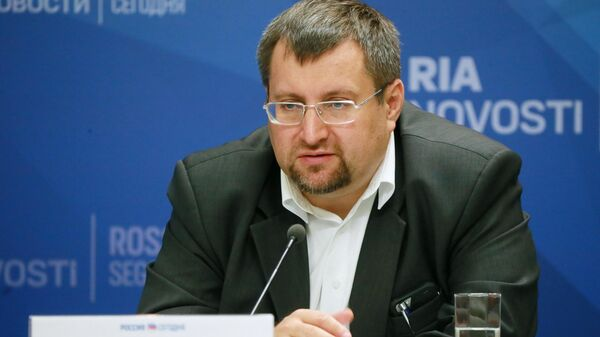 Адвокат, правозащитник Александр Молохов