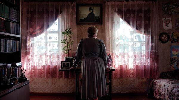 Работа фотографа из Белоруссии Татьяны Ткачевой из серии  Между правом и стыдом