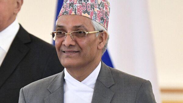 Полномочный посол Федеративной Демократической Республики Непал Риши Рам Гхимире