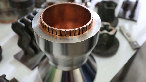 В России создали технологию 3D-печати сверхпрочных деталей из металла