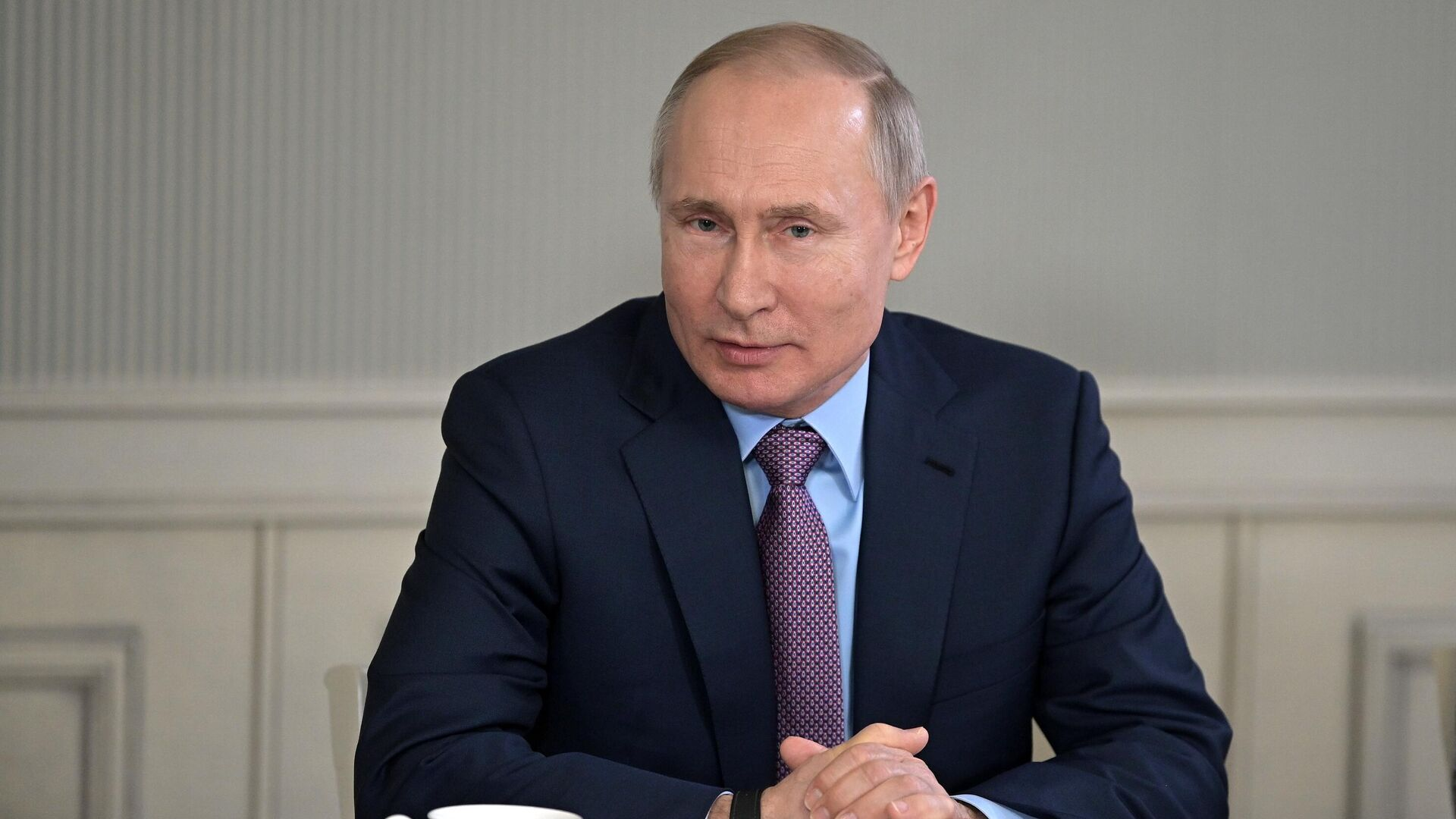 Президент России Владимир Путин - РИА Новости, 1920, 13.03.2020