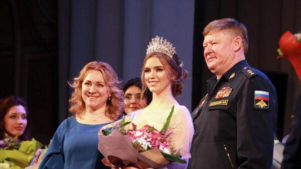 Победительница конкурса Краса ВДВ - 2020 Анастасия Парфенова