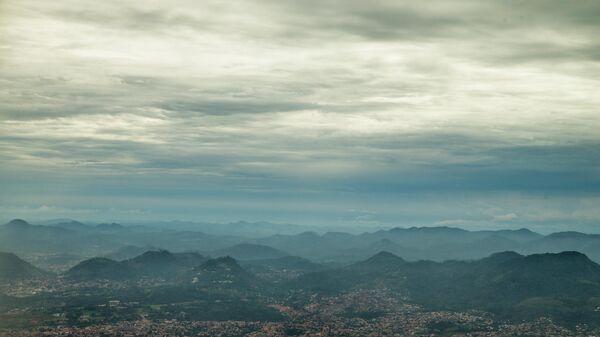 Вид на столицу Камеруна Яунде