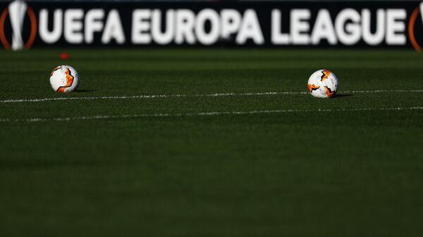 Мячи футбольной Лиги Европы