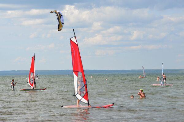 Отдых на Плещеевом озере в Переславле-Залесском
