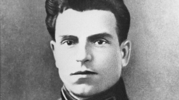 Командир кавалерийской бригады Иван Владимирович Тюленев