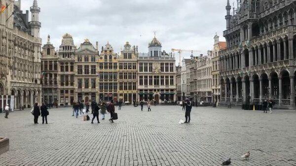 Коронавирус идет по Европе: туристы покидают Брюссель