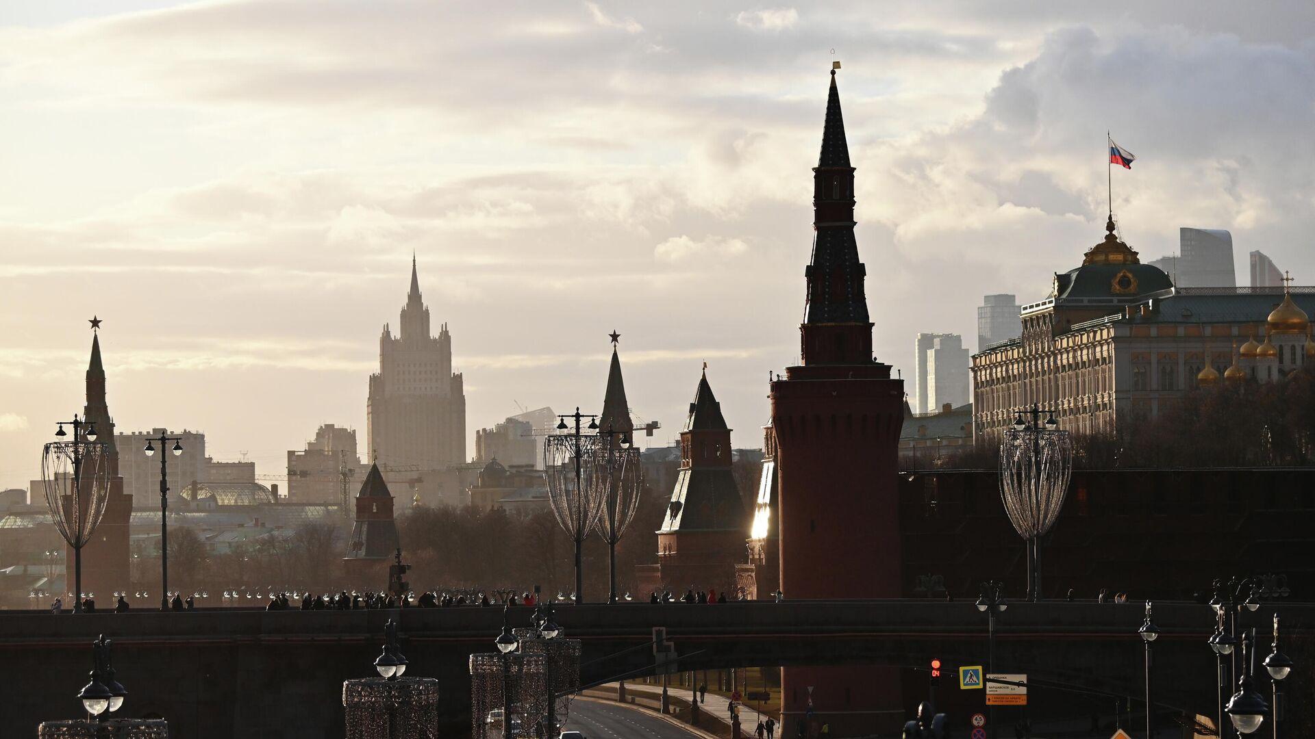 Московский Кремль - РИА Новости, 1920, 07.09.2020