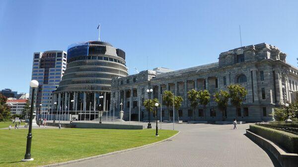 Здание парламента Новой Зеландии