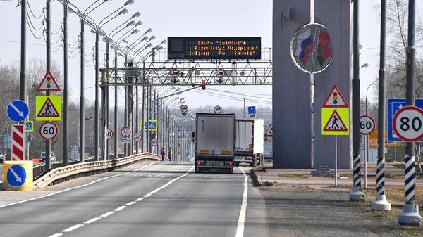 Минск ожидает возобновления транспортного сообщения с Россией