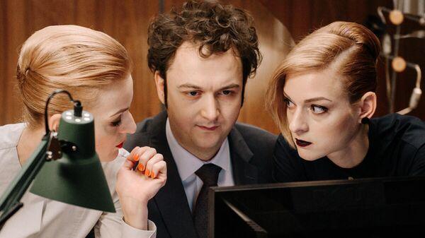 Кадр из сериала Последний министр