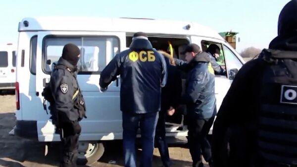 Задержание финансистов Исламского государства (террористическая организация, запрещена на территории РФ)