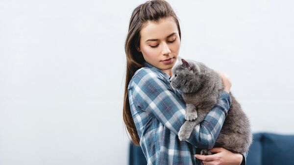На стороне человека. Ученые выяснили, как кошки относятся к людям