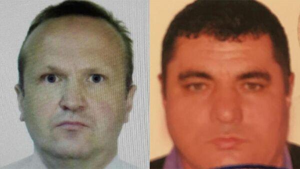 Евгений Яблоков и Вахид Валиев