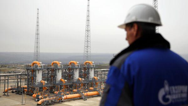Вучич назвал сроки запуска сербской части Турецкого потока