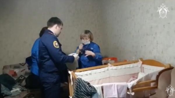 Похищение новорожденной в городе Йошкар-Ола республики Марий-Эл