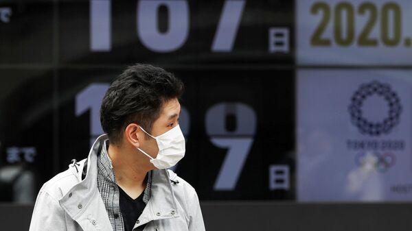 Ситуация в Токио в связи с коронавирусом