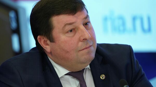 Ректор Сеченовского университета Петр Глыбочко