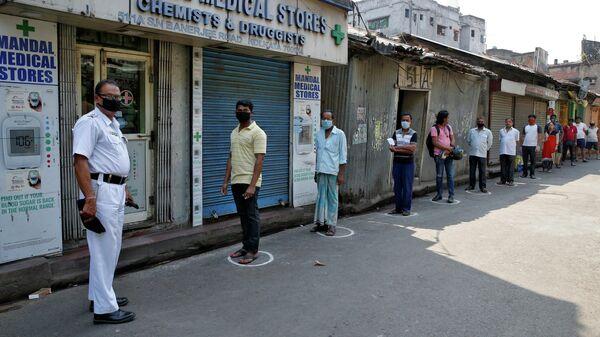 Ситуация в Индии в связи COVID-19