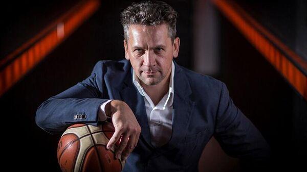 Генеральный директор баскетбольного клуба Зенит Александр Церковный