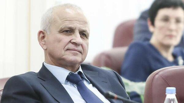 Президент Союза ветеранов футбола России Александр Мирзоян