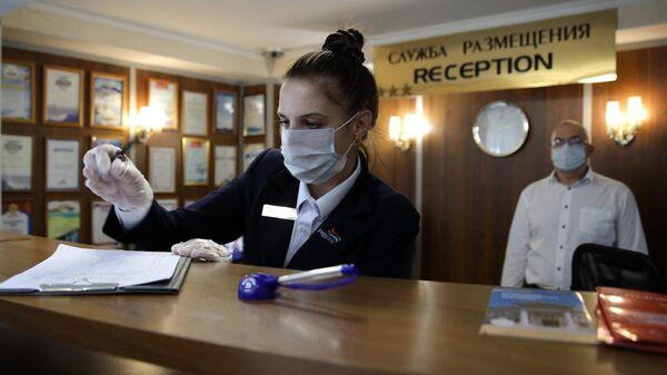Власти Кубани ввели запрет на бронирование и заселение в гостиницы и санатории