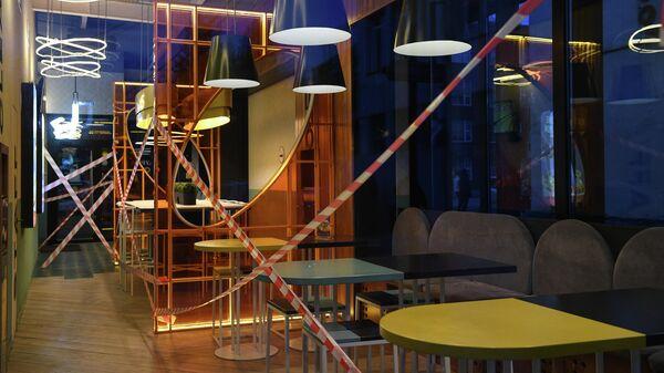 Кафе Грильница в Новосибирске закрыла посадочные места и работает только на вынос