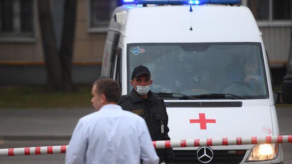 В Москве за сутки выявили 2789 новых случаев COVID-19
