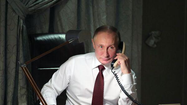 Песков: не было случая, чтобы Путин не отвечал зарубежным коллегам