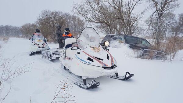 В Приморье спасатели нашли заблудившихся людей недалеко от озера Ханка